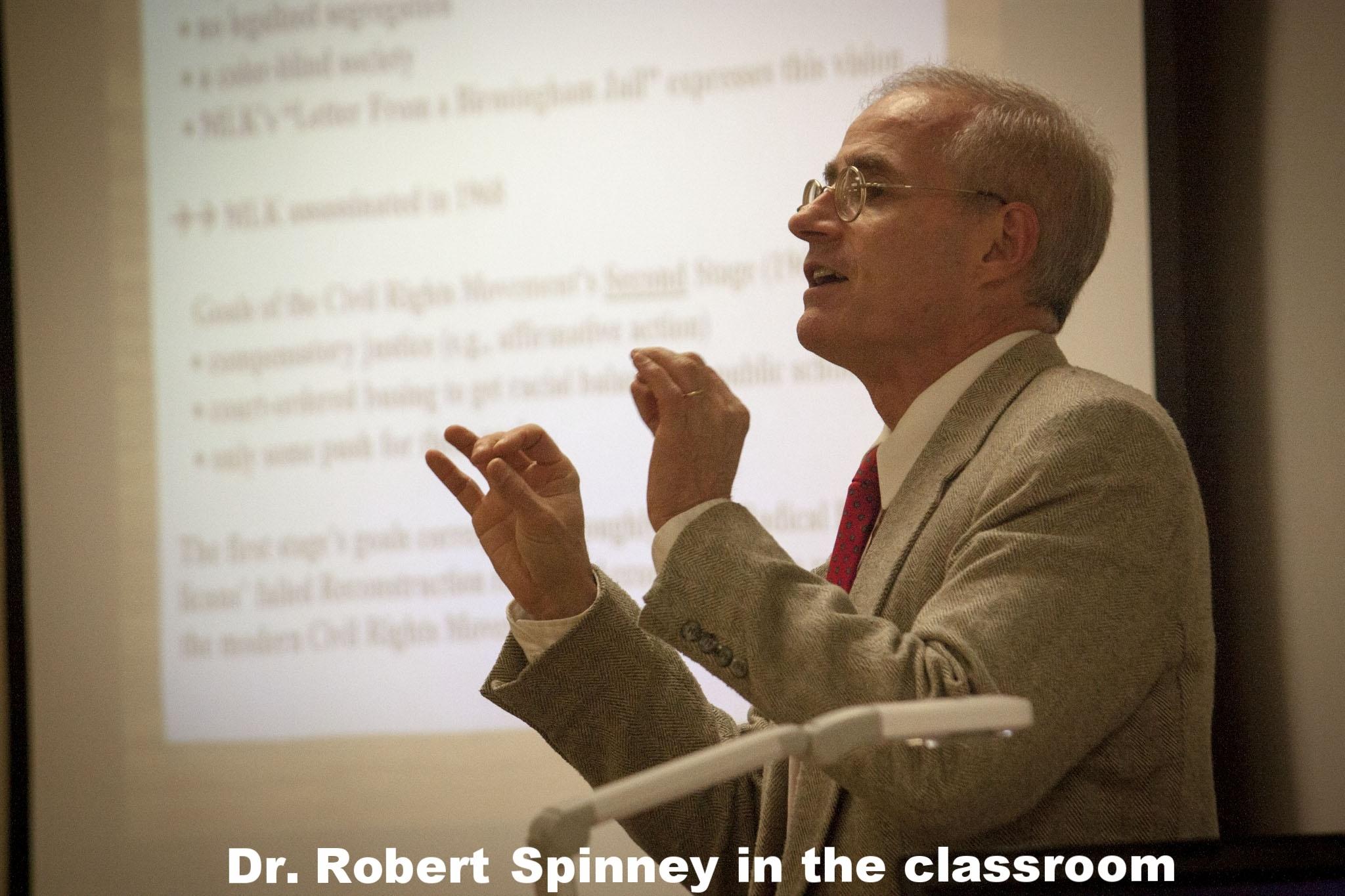 Dr. Spinney