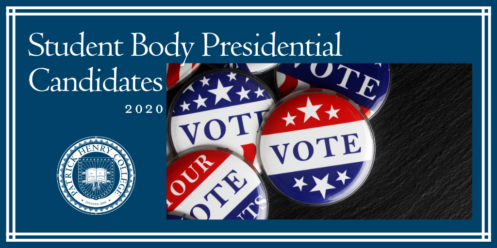 Student Body President elections 2020 PHC