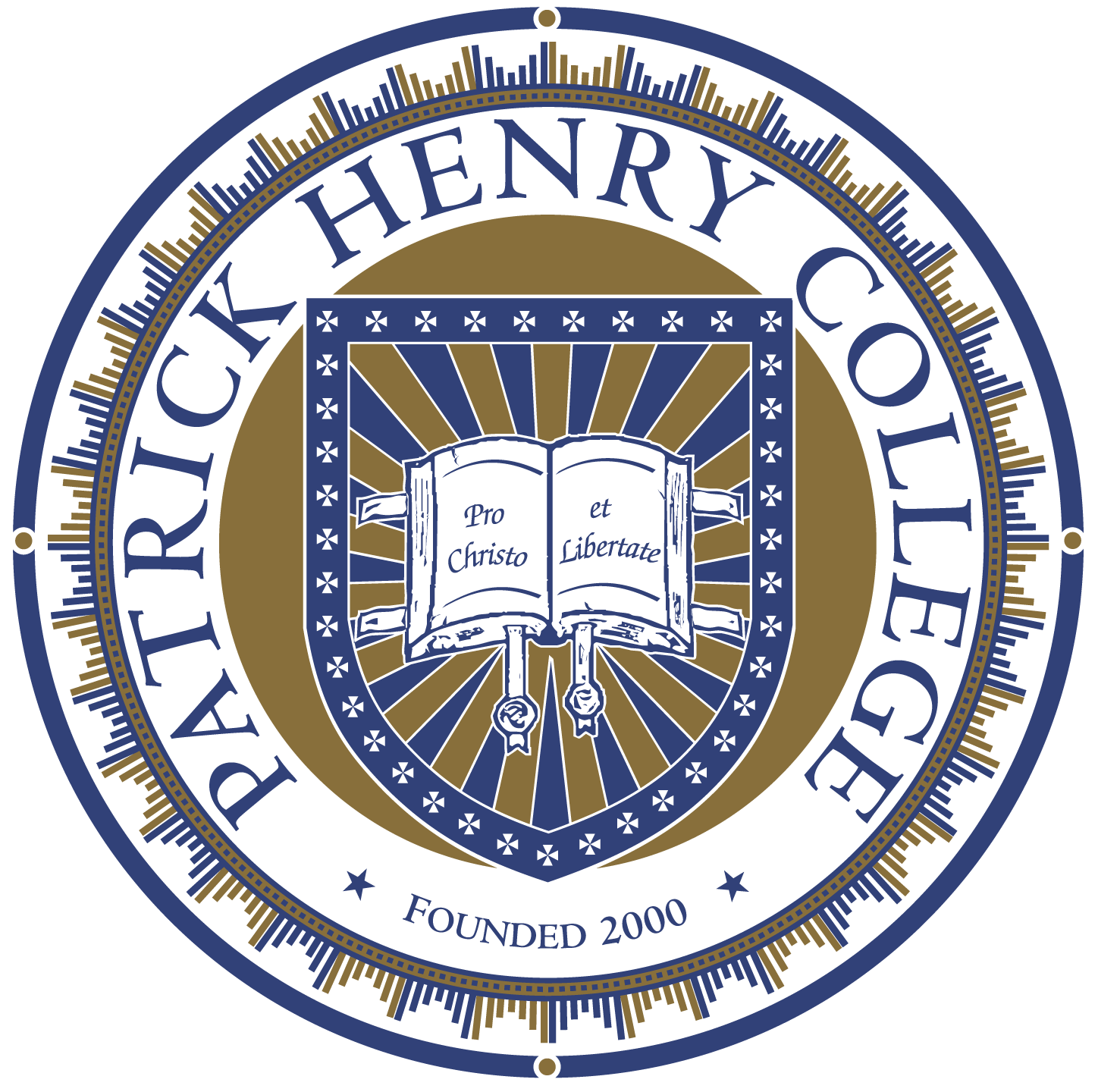Patrick Henry College Seal