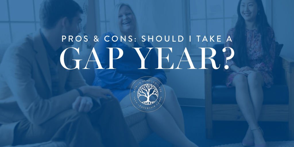 Should I Take A Gap Year?