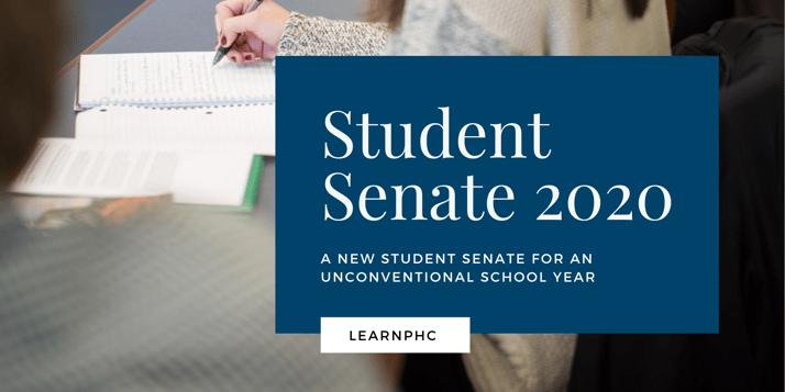 Student Senate 2020