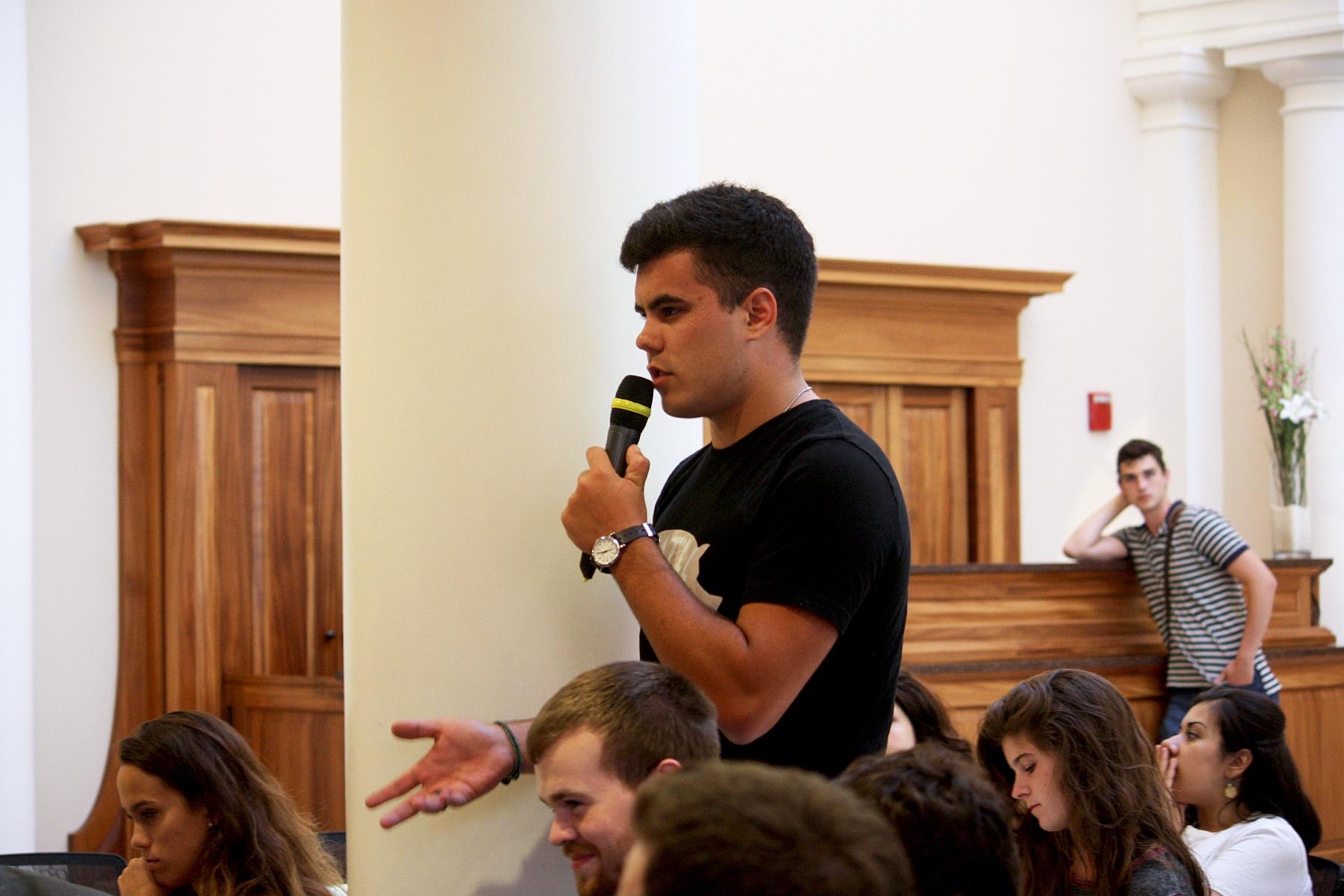 journalism Patrick Henry College (PHC)