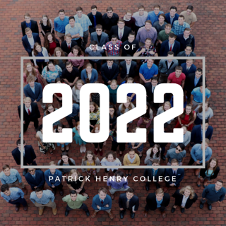 Class of 2022 Patrick Henry College