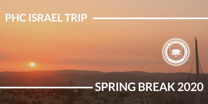 Sunset over Jerusulem