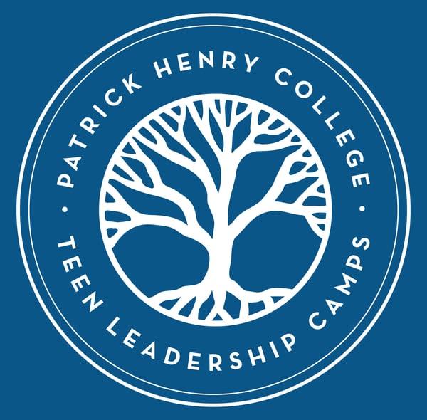 Patrick Henry College Teen Leadership Camps Logo