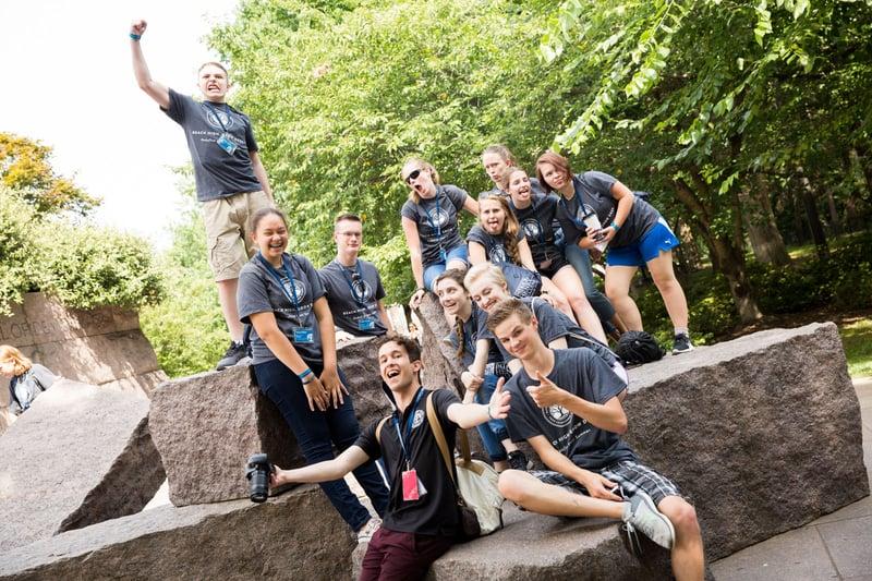 Teen Camps Week 1-27