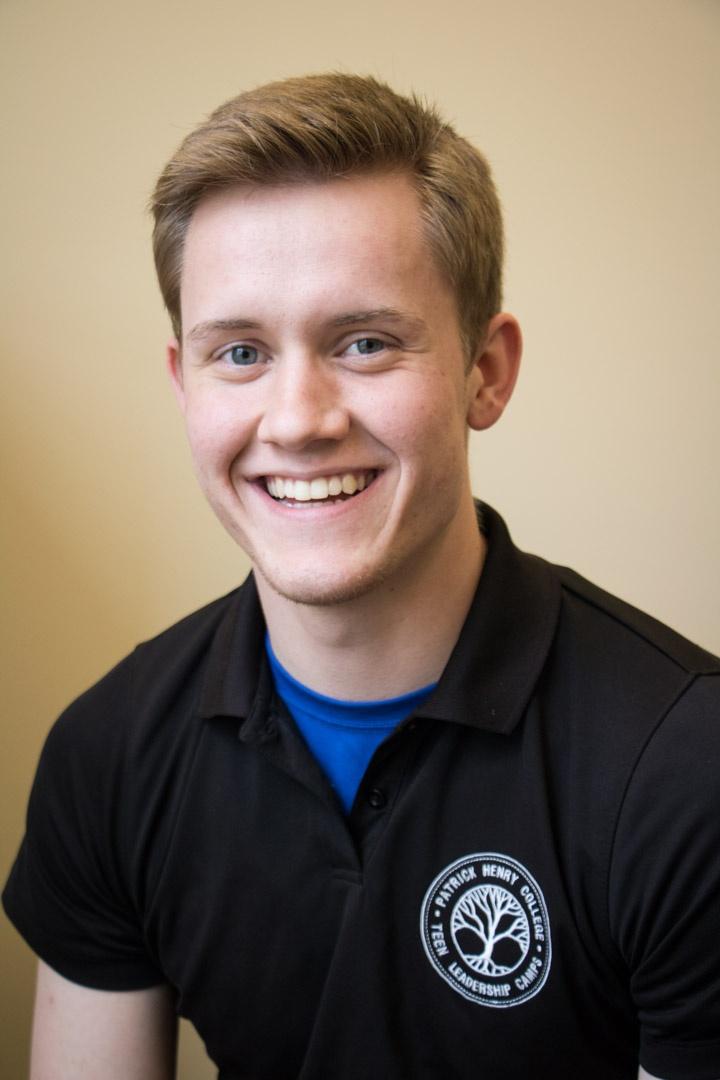 Ian Schmidt - Counselor