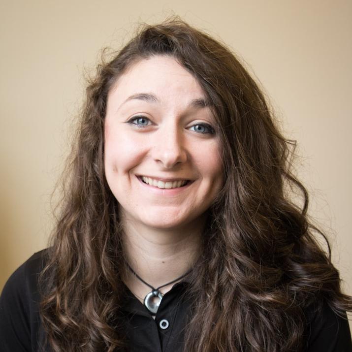 Sarah Geesaman - Counselor Headshot