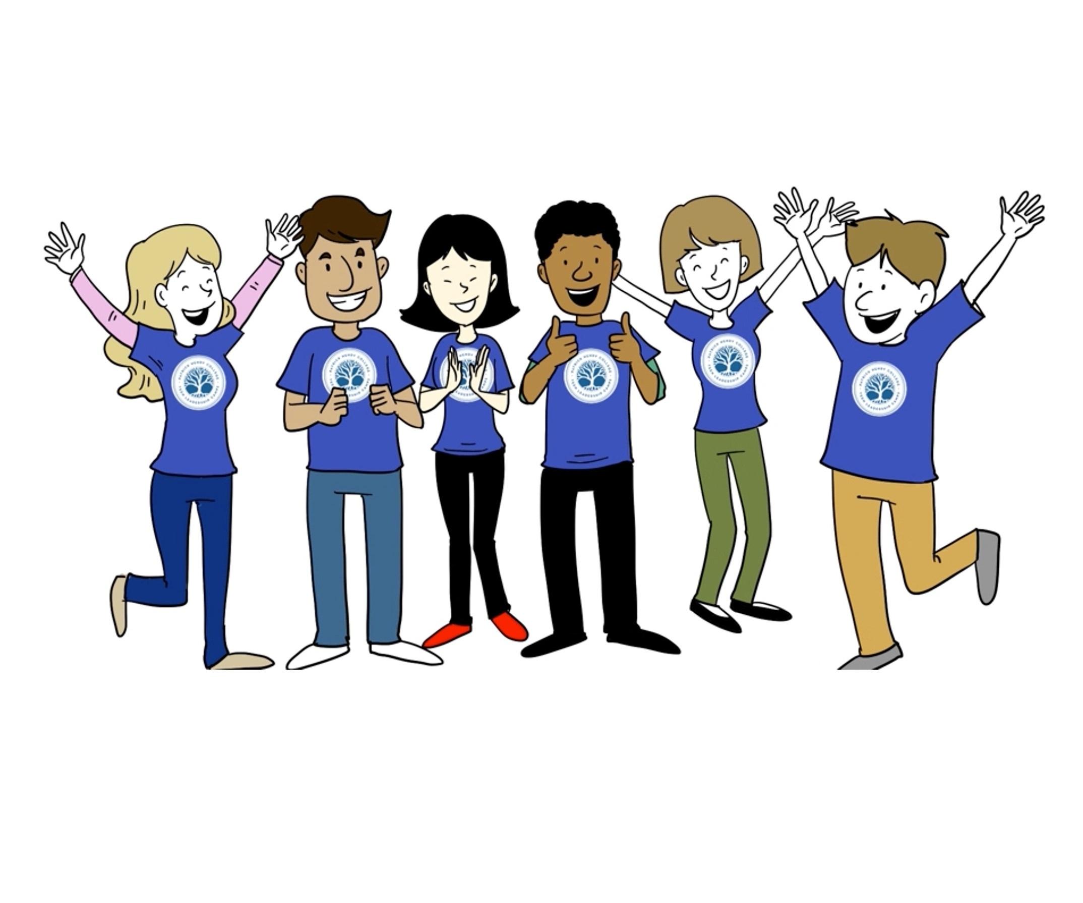 Teen Camp Staff