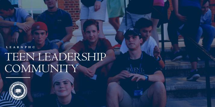 Teen Leadership Community