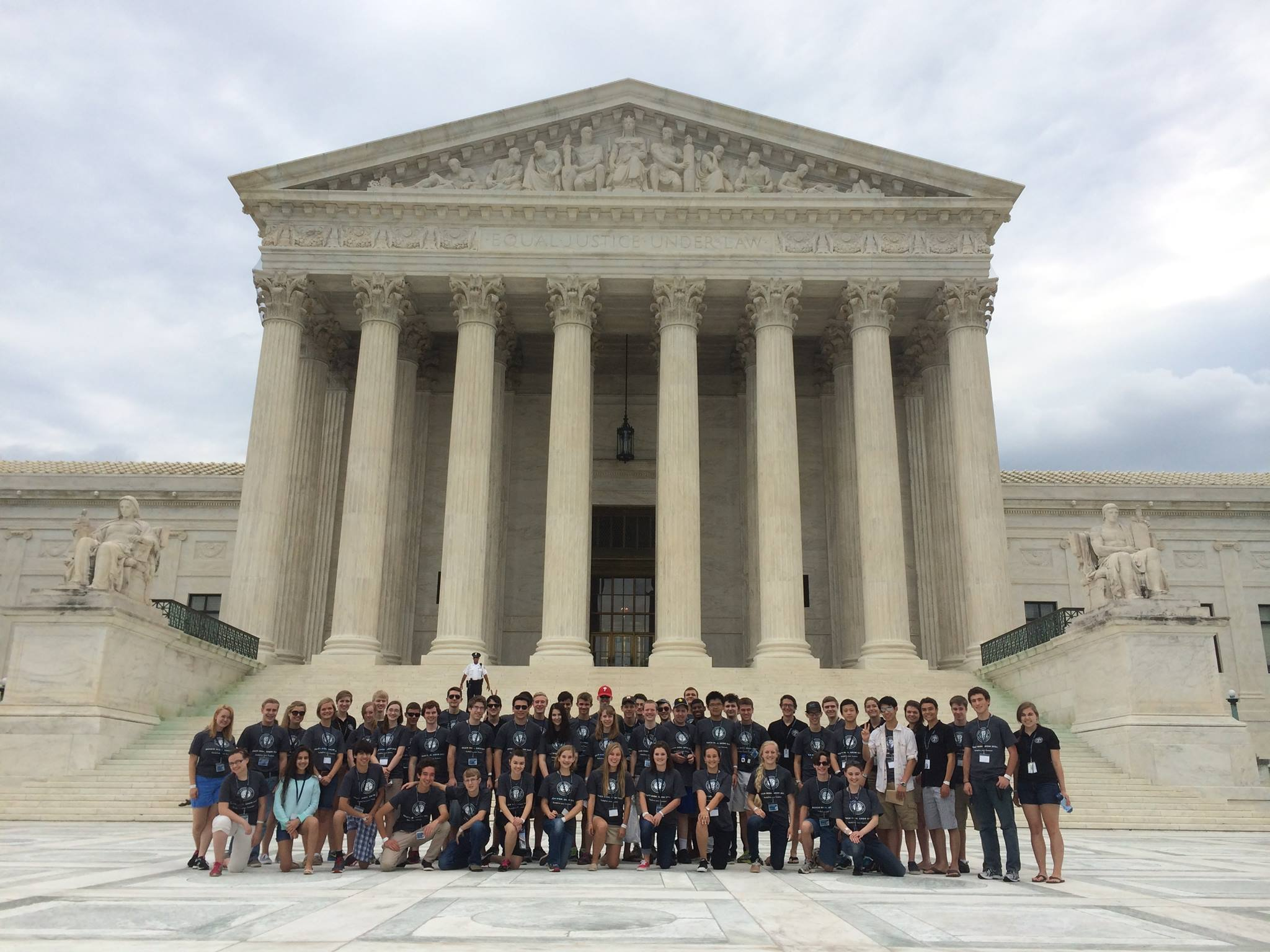 Teen camps supreme court