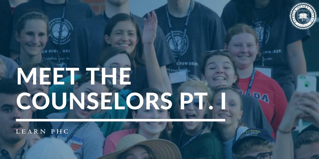 Teen Camp Counselors