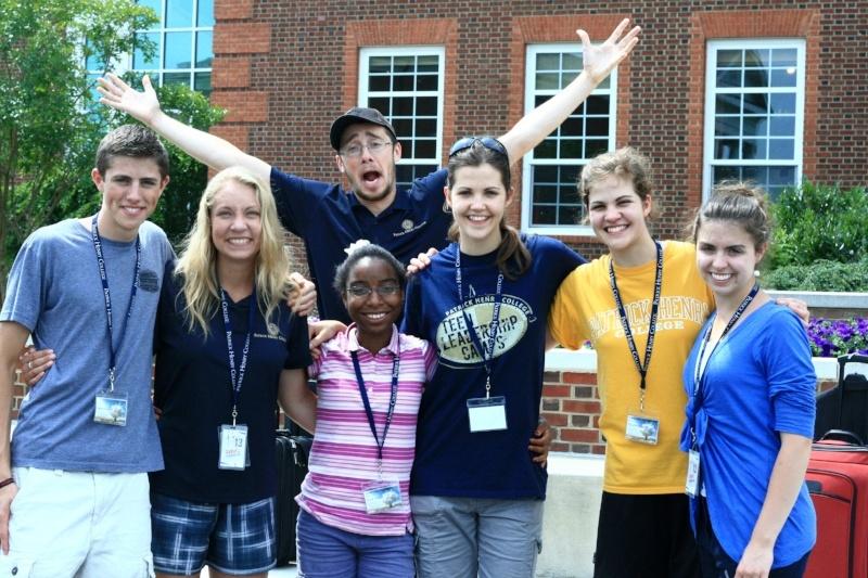 Teen Leadership Camps