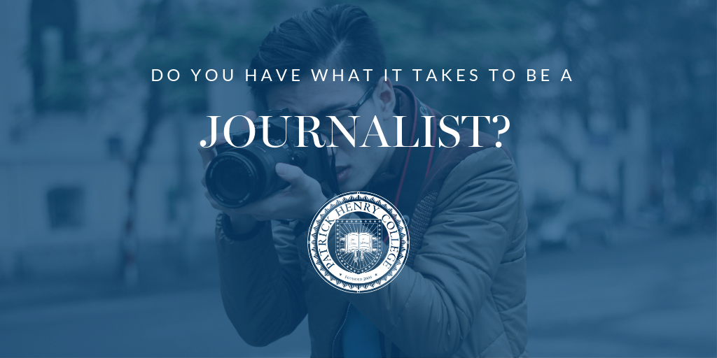 Do you have what it takes to be a journalist