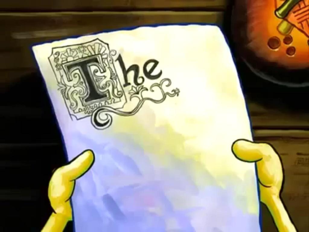 The_spongebob