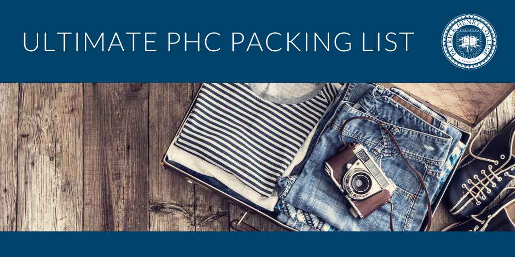 ULtimate PHC Packing LIst