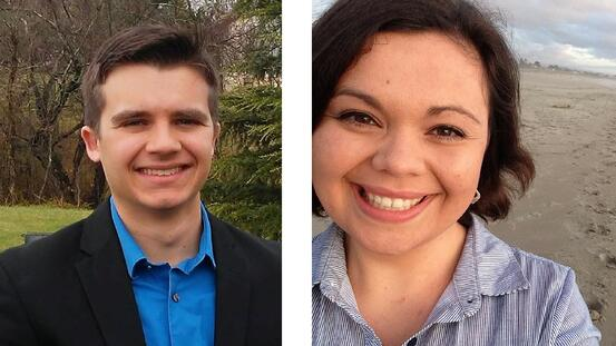 Incoming Patrick Henry College (PHC) Resident Directors Stan Crocker and Julianne Owens
