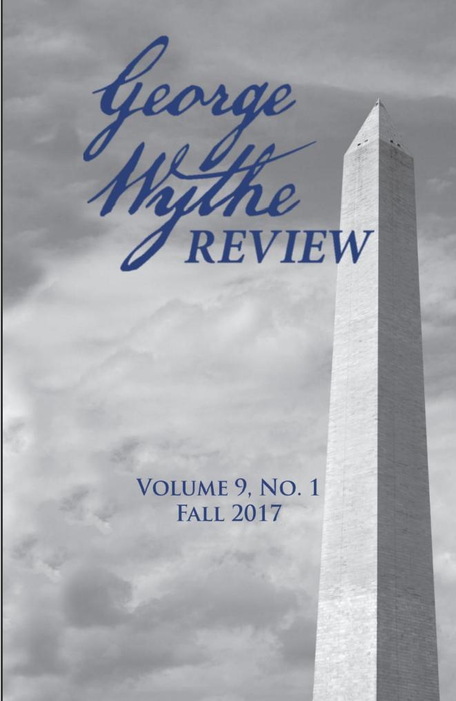 GWR Vol. 9 No. 1