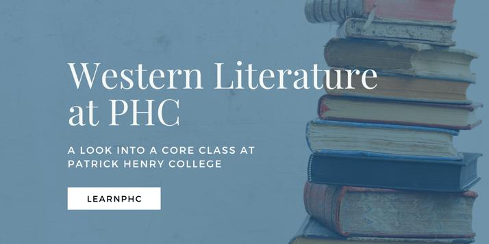 Western Literature at PHC