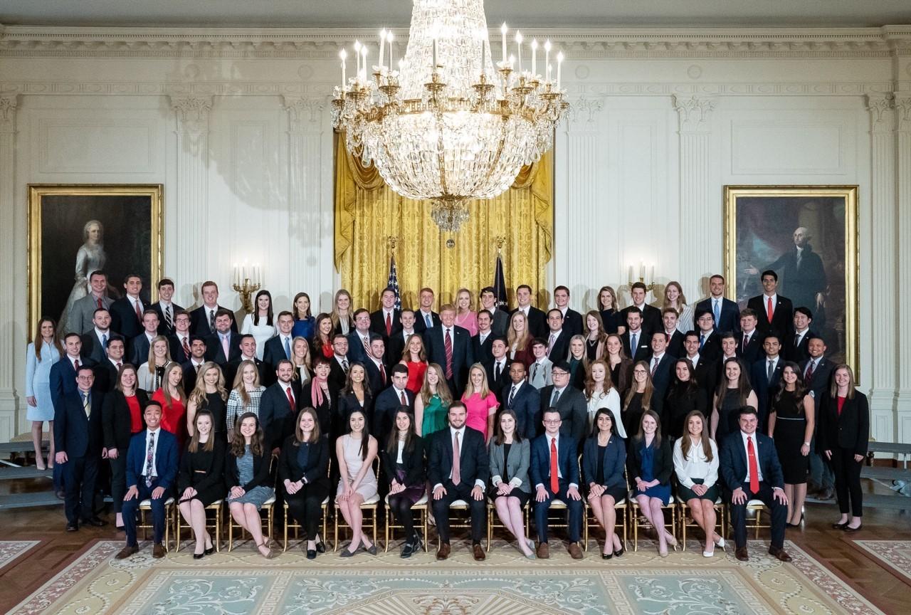 Abi Carter White House Internship 2019