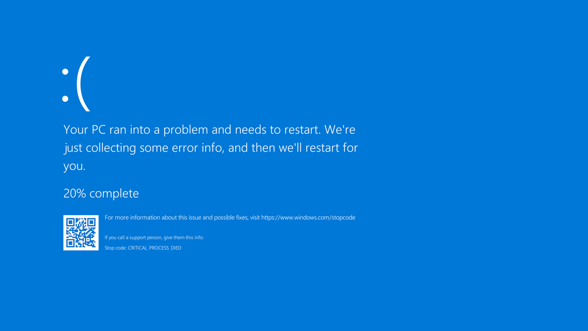 Windows10Bluescreen