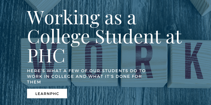 Working as a PHC student (1)