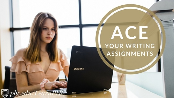 ace your writing assignments