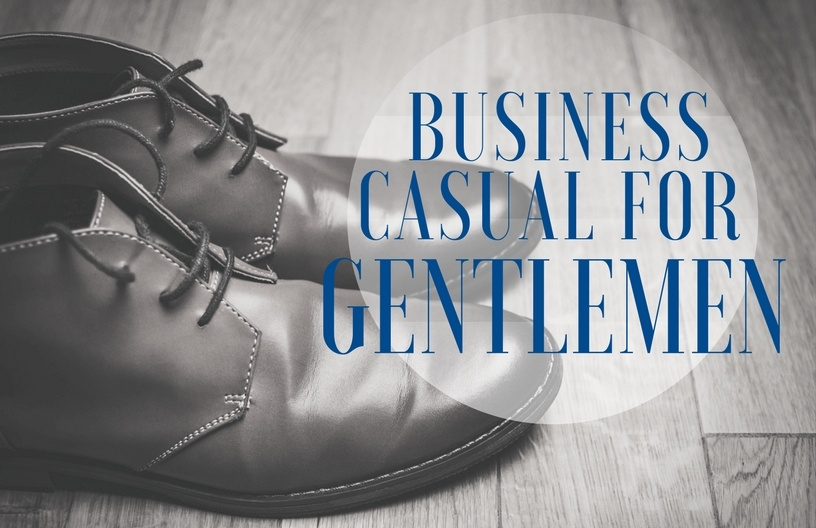 How to dress business casual