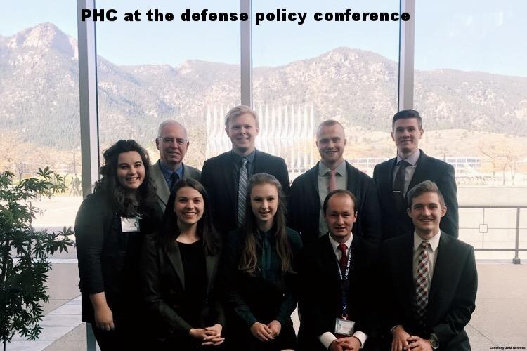 PHC at the USAF