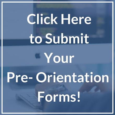 Orientation Forms