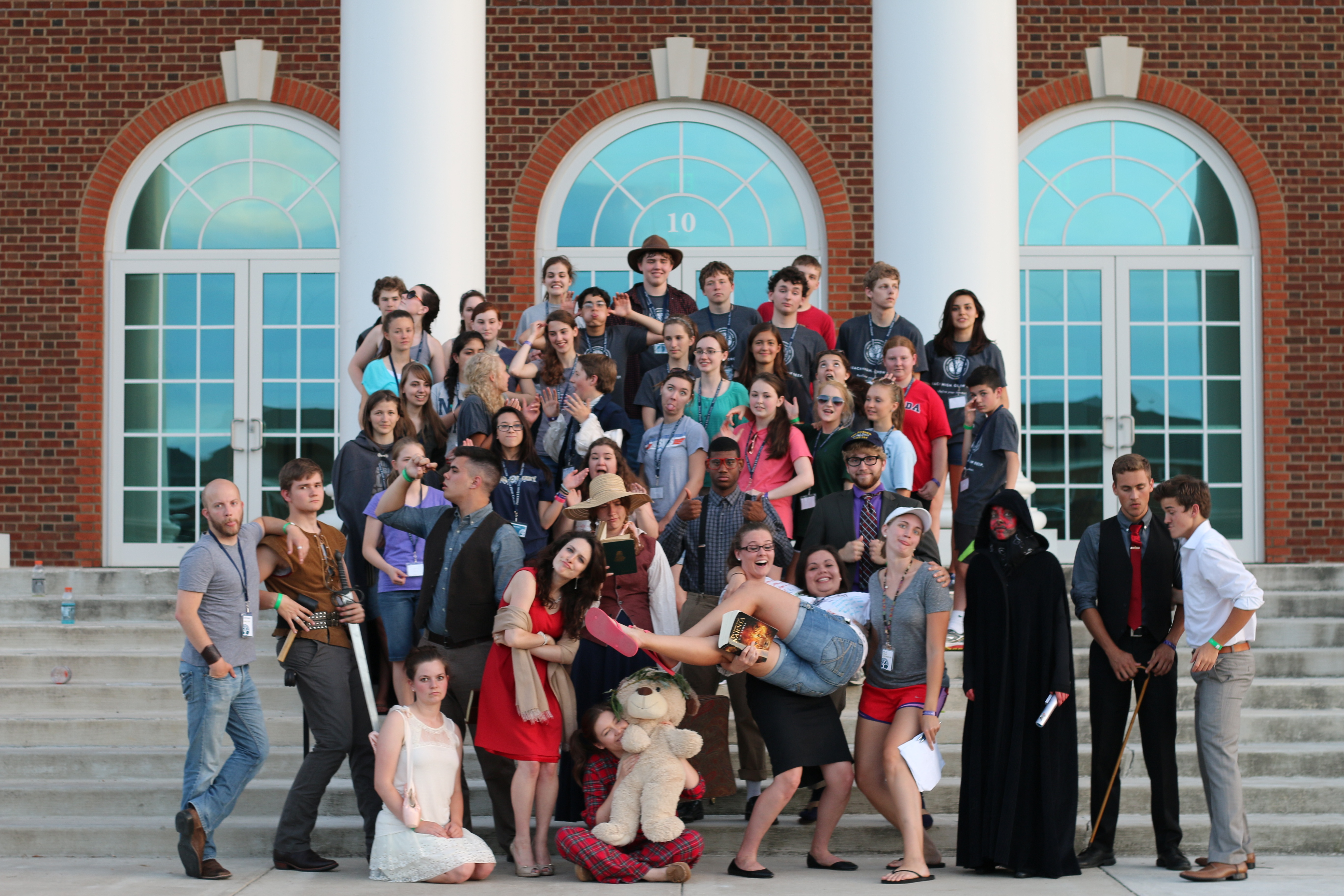 Patrick Henry College Teen Camps