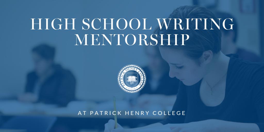 Writing Mentorship Program
