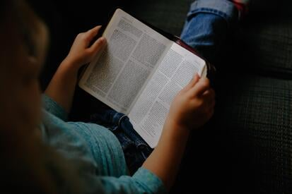 Reading the Scripture
