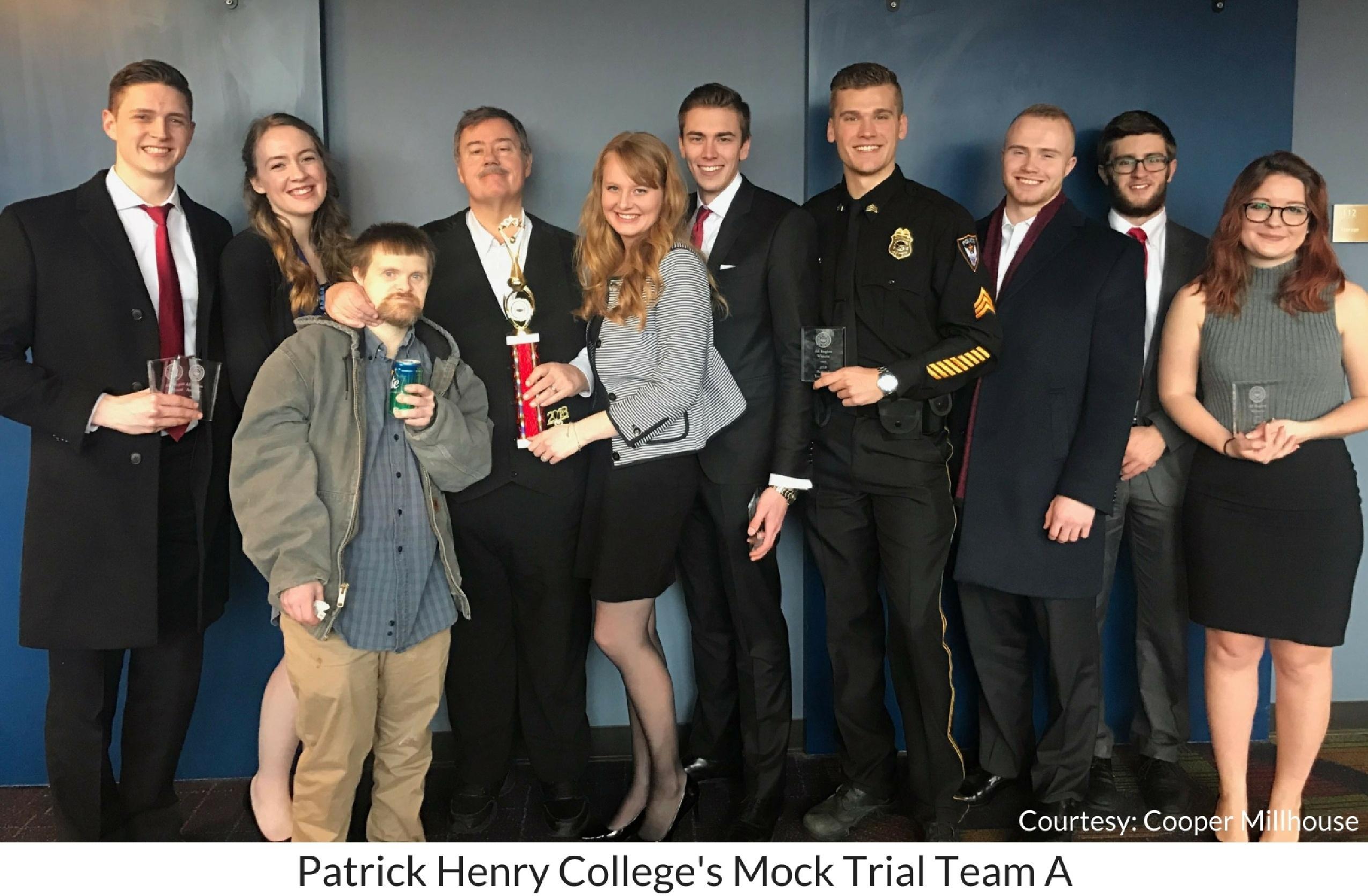 mock trial team a