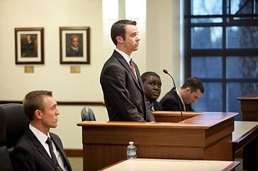 Mock Trial Patrick Henry College (PHC)