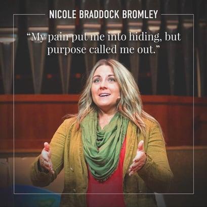Nicole Bromley OneVOICE