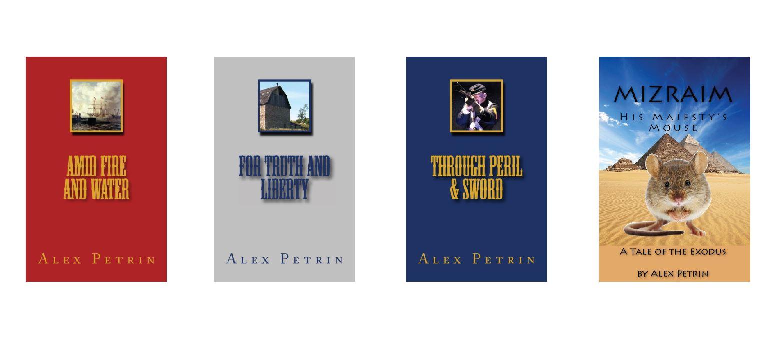 Books by Alex Petrin