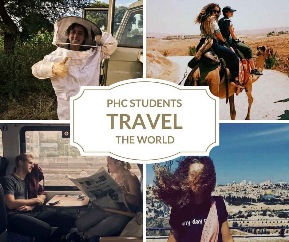 Patrick Henry College student's summer travels
