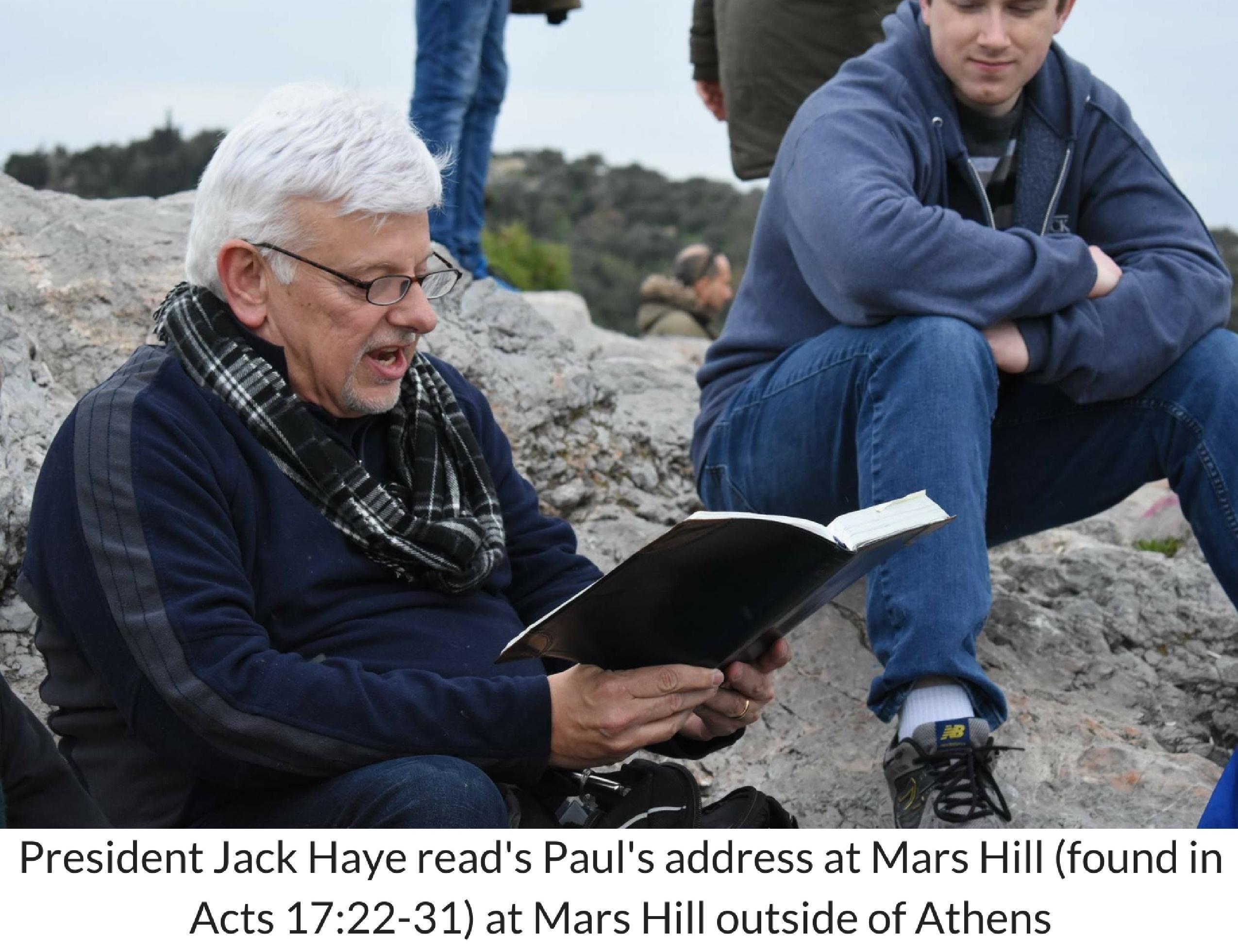Mars Hill