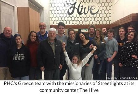 Streetlights ministry