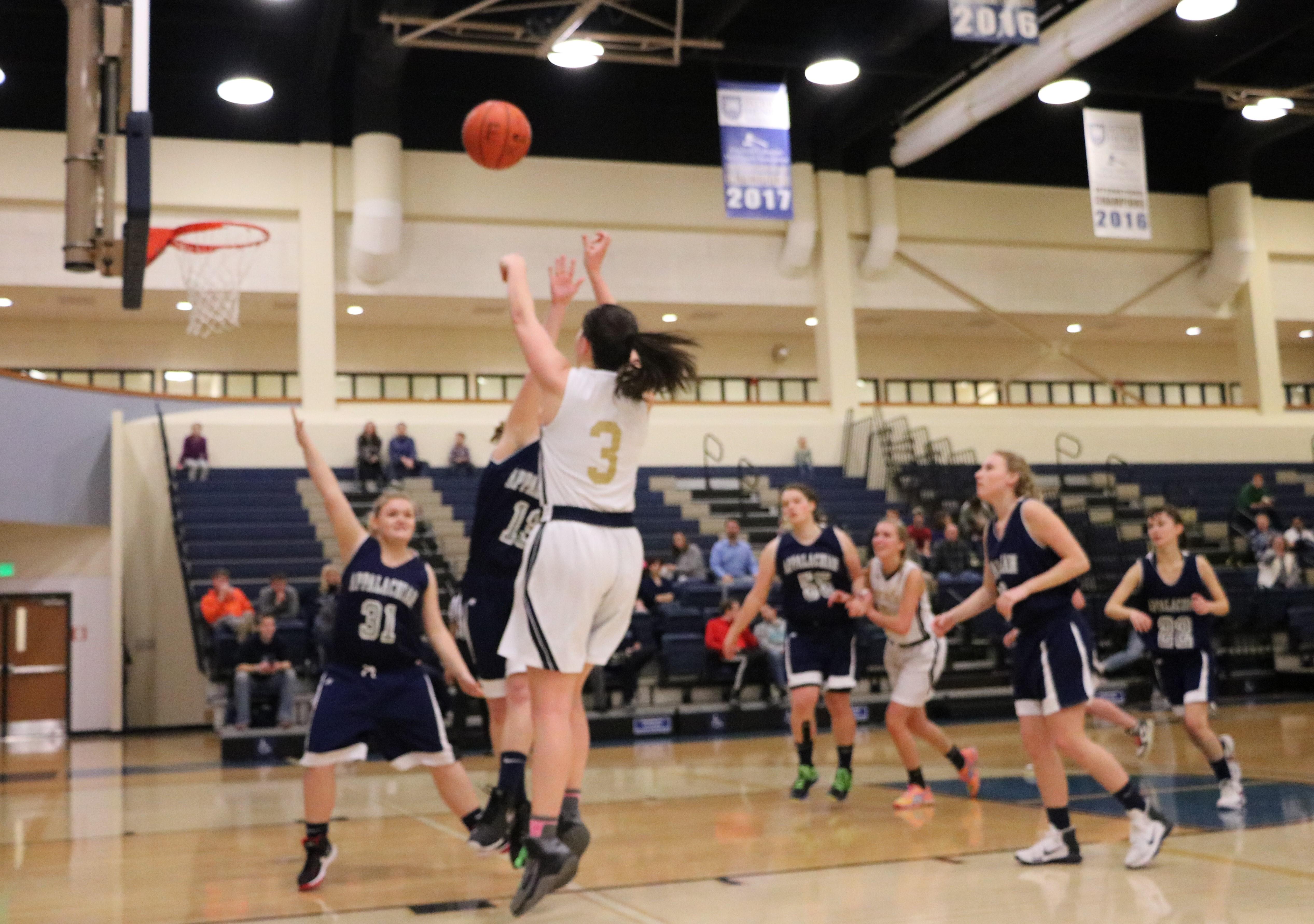 Patrick Henry College Women's Basketball