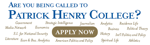 Apply to Patrick Henry College