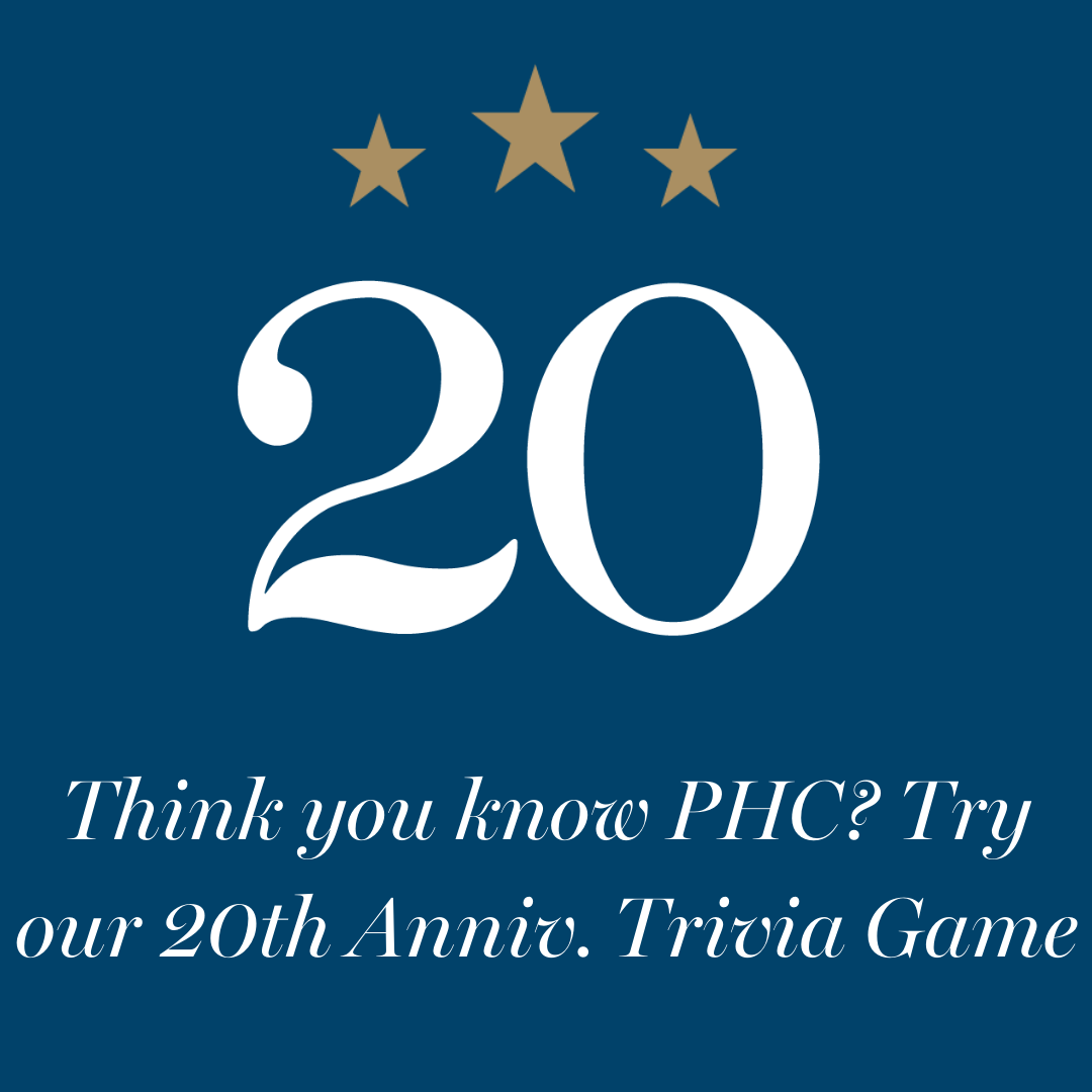 Try our Anniv. Trivia Game