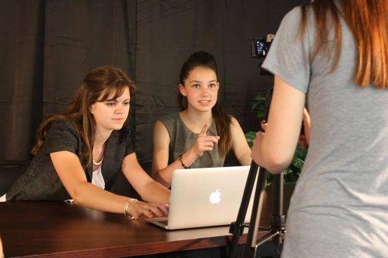 Teen Leadership Camps PHC Journalism